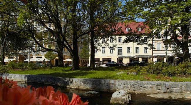 Orea Hotel Anglický Dvur - Marianske Lazne - 建物