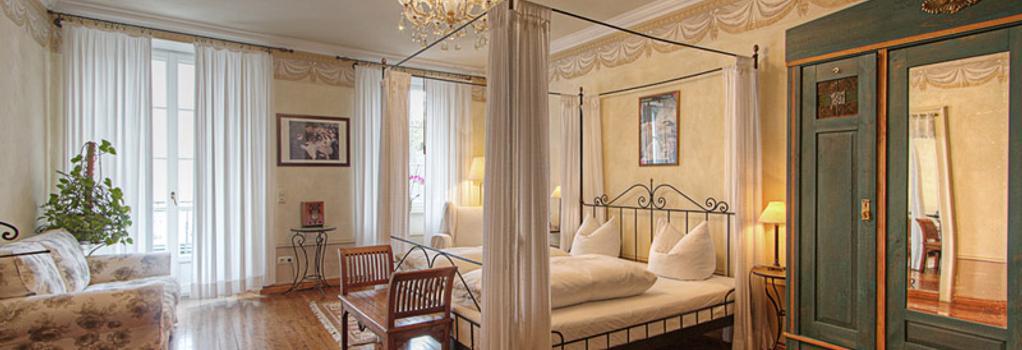 ホテル オルフェ - クライネス ハウス - レーゲンスブルク - 寝室