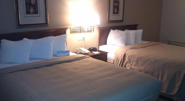 Days Inn Birmingham AL - バーミングハム - 寝室