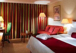 カーディフ マリオット ホテル - カーディフ - 寝室