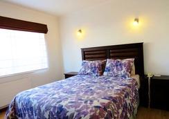 Aitue Hotel - Temuco - 寝室