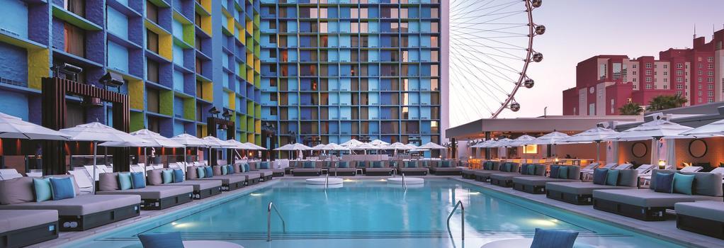 ザ LINQ ホテル アンド カジノ - ラスベガス - 建物