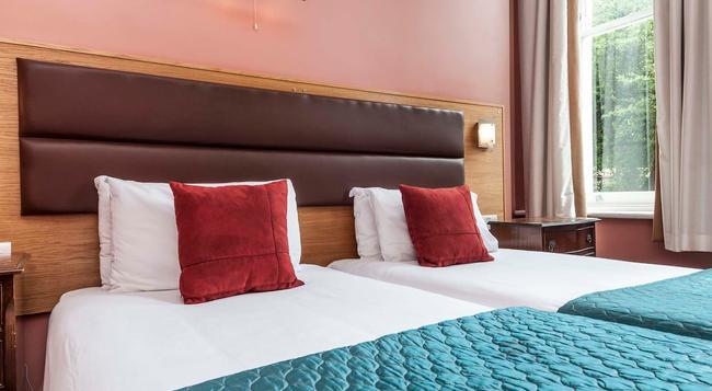 トレボビル ホテル - ロンドン - 寝室
