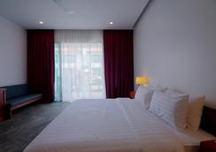 Watana Resort & Spa - シェムリアップ - 寝室