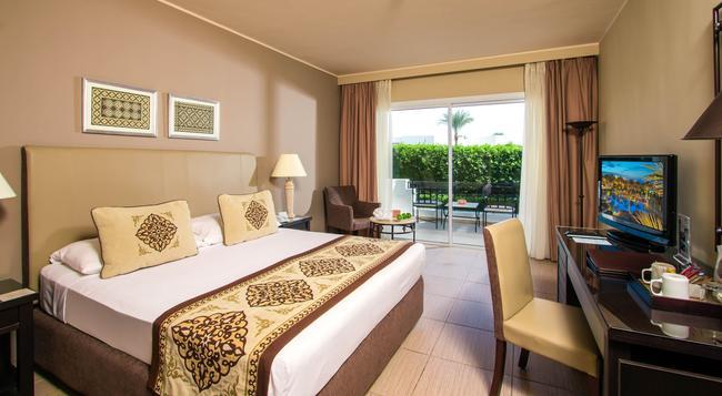 Jaz Fanara Resort - シャルム・エル・シェイク - 寝室