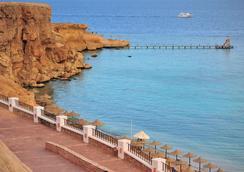 Jaz Fanara Resort - シャルム・エル・シェイク - ビーチ