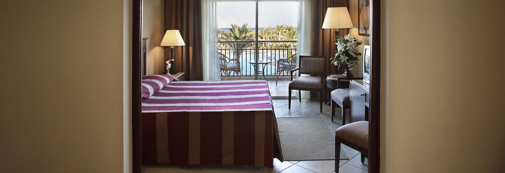 Jaz Mirabel Resort - シャルム・エル・シェイク - 寝室