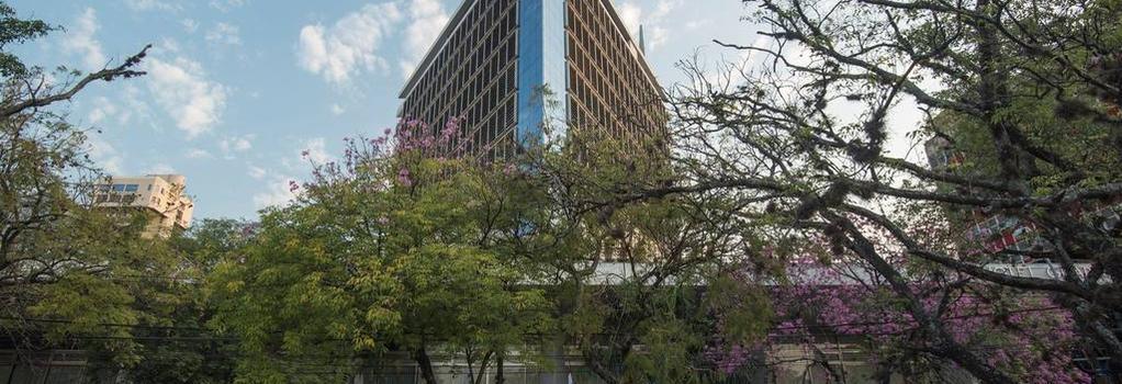 Hotel Guarani Asuncion - アスンシオン - 建物