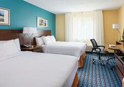Fairfield Inn and Suites by Marriott Houston Westchase - ヒューストン - 寝室