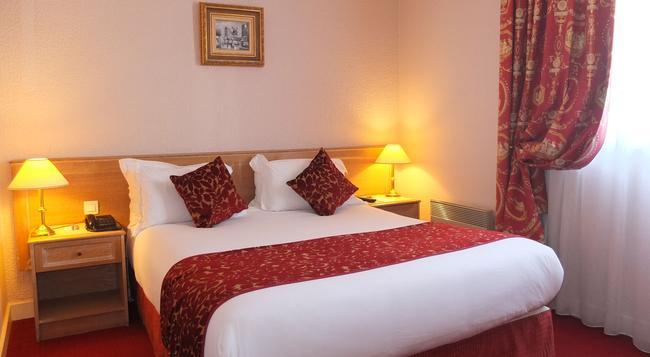 Hôtel Meditel - パリ - 寝室