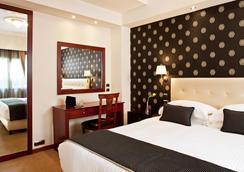 アヴァ ホテル アンド スイーツ - アテネ - 寝室