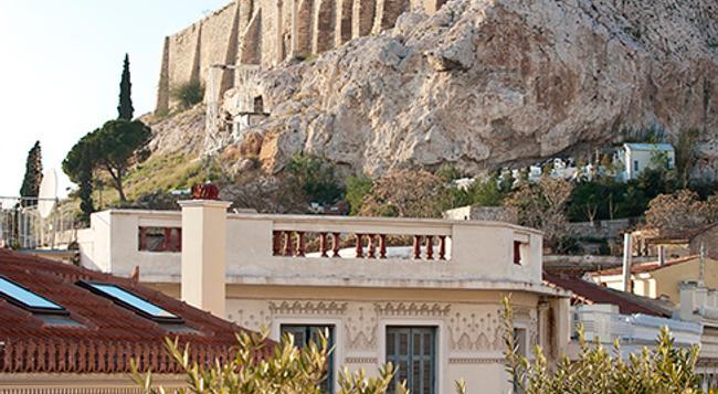 アヴァ ホテル アンド スイーツ - アテネ - 建物