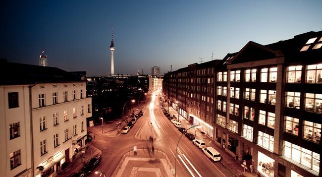 ホテル アマノ - ベルリン - 建物