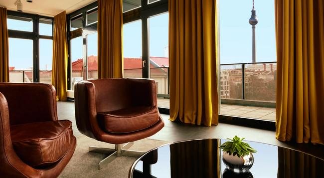 ホテル マニ バイ アマノ グループ - ベルリン - 建物