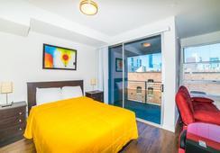 ジノージ フィガロ アパーテル - ロサンゼルス - 寝室