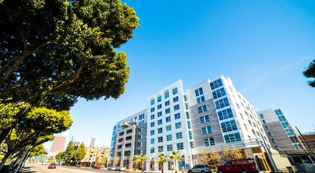 ジノージ フィガロ アパーテル - ロサンゼルス - 建物
