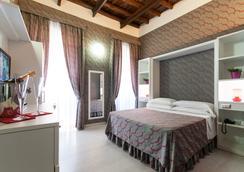 ルレ トレビ 95 ブティックホテル - ローマ - 寝室