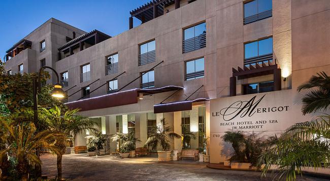 JW Marriott Santa Monica Le Merigot - サンタモニカ - 建物