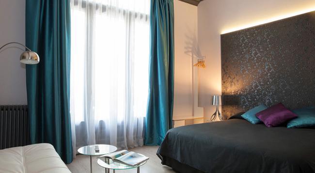 ウンマ バルセロナ B&B ブティック - バルセロナ - 寝室