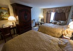 Avenue Plaza Hotel - ブルックリン - 寝室