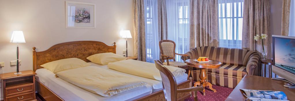 ホテル ファインシュメック - ツェル アム ゼー - 寝室