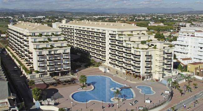Peñíscola Plaza Suites - ペニスコラ - 建物