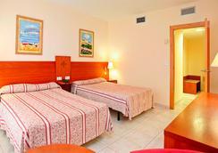 Peñíscola Plaza Suites - ペニスコラ - 寝室