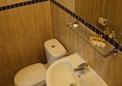 サファイア ホテル ロンドン - ロンドン - 浴室