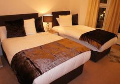 サファイア ホテル ロンドン - ロンドン - 寝室
