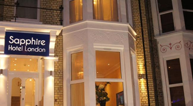 サファイア ホテル ロンドン - ロンドン - 建物