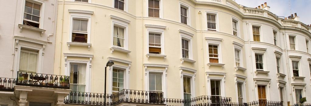 ニュー リンデン ホテル - ロンドン - 建物