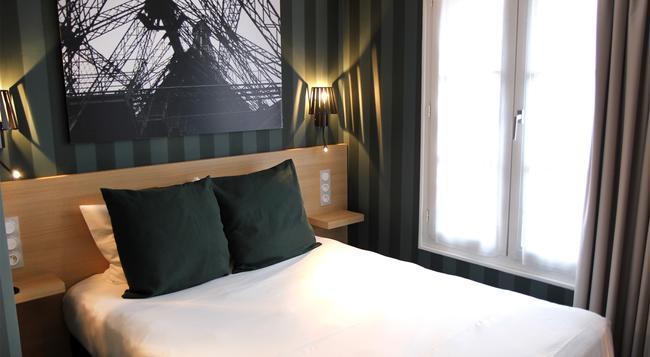 ベスト ウェスタン ホテル オペラ ドルーオ - パリ - 寝室
