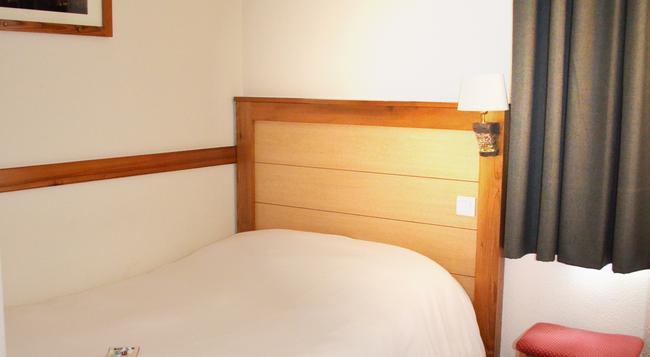 インターホテル ボルカノテル - クレルモン・フェラン - 寝室