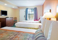 Hospitality Inn - ジャクソンビル - 寝室