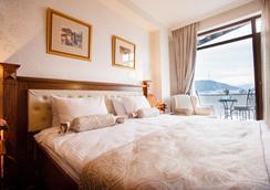 トビリシ レールトン ホテル - トビリシ - 寝室
