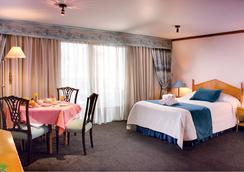 Embajador Hotel - モンテビデオ - 寝室