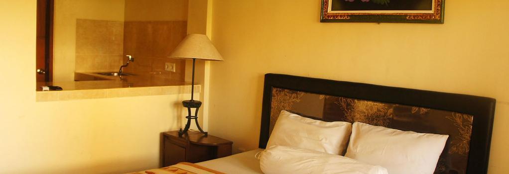 La'Mulya Guest House - クタ - 寝室