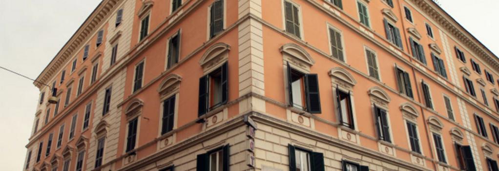 ホテル ステッラ - ローマ - 建物