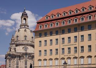 シュタイゲンベルガー ホテル デ ザクセ