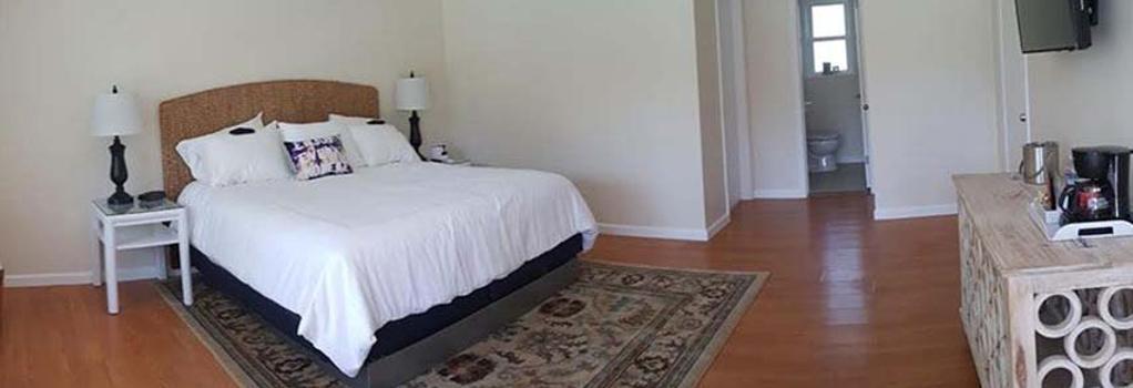 Pacific Crest Hotel Santa Barbara - サンタ・バーバラ - 寝室