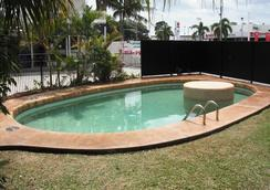 Cool Palms Motel - Mackay - プール