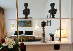 ホテル ケプラヴィーク バイ ケプラヴィーク エアポート - Keflavik - 寝室