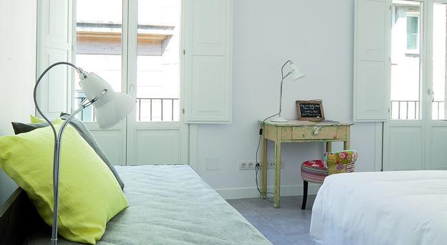 オスタル グラウ バルセロナ - バルセロナ - 寝室