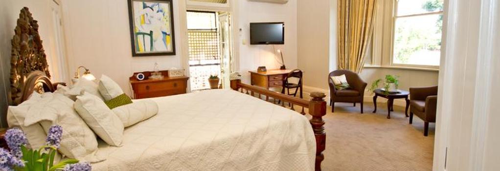 Brisbane Milton Bed And Breakfast - ブリスベン - 寝室