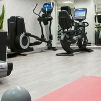 コプレー スクエア ホテル Fitness Facility