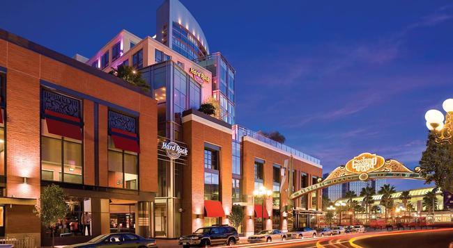 ハード ロック ホテル サンディエゴ - サンディエゴ - 建物