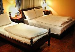 ホテル エヴロパ - ポドゴリツァ - 寝室