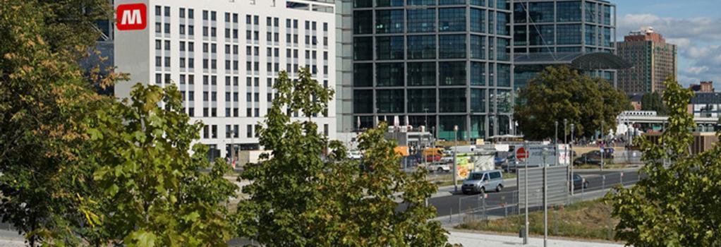 マイニンガー ホテル ベルリン ハウプトバーンホフ - ベルリン - 建物