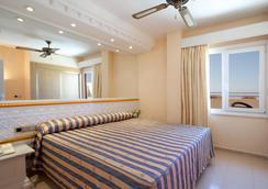 Playacapricho Hotel - Roquetas de Mar - 寝室
