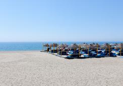 Playacapricho Hotel - Roquetas de Mar - ビーチ